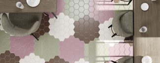 Carrelage Sol Hexagonal
